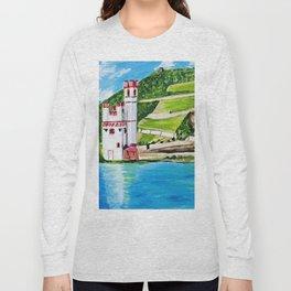 Mouse Tower Bingen Long Sleeve T-shirt