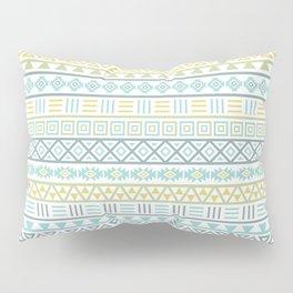 Aztec Influence Ptn Colorful Pillow Sham