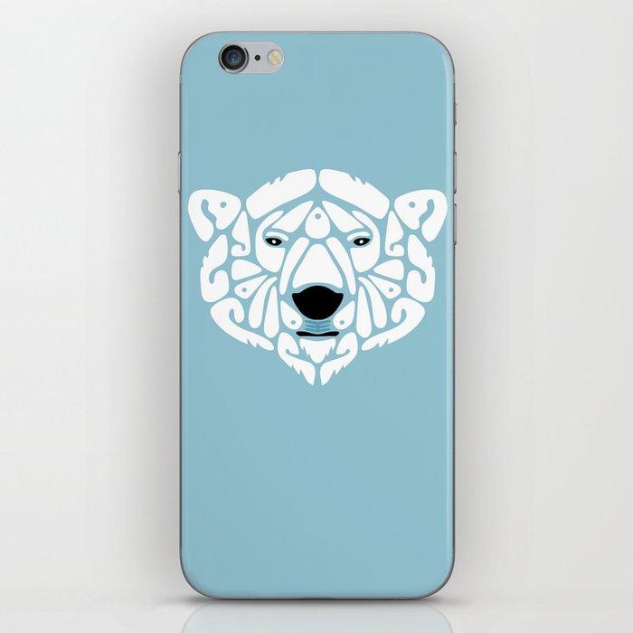 An Béar Bán (The White Bear) iPhone Skin