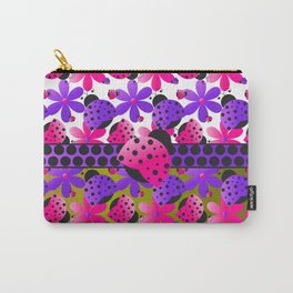 Ladybug Carnival Carry-All Pouch