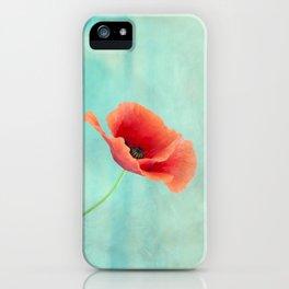 pavot I iPhone Case