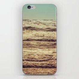 Ocean Crush iPhone Skin