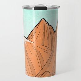 Sand Mountain Travel Mug