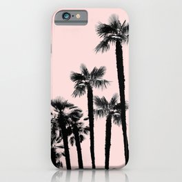 Tropical Palm Trees Dream #3 #tropic #decor #art #society6 iPhone Case