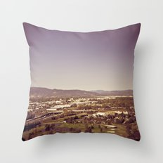medford oregon Throw Pillow