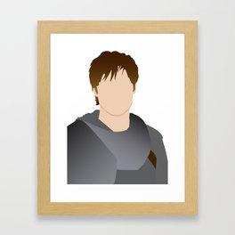 Arthur the Knight Framed Art Print