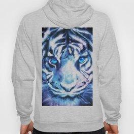 White Tiger   Snow Tiger   Tiger Face   Space Tiger Hoody