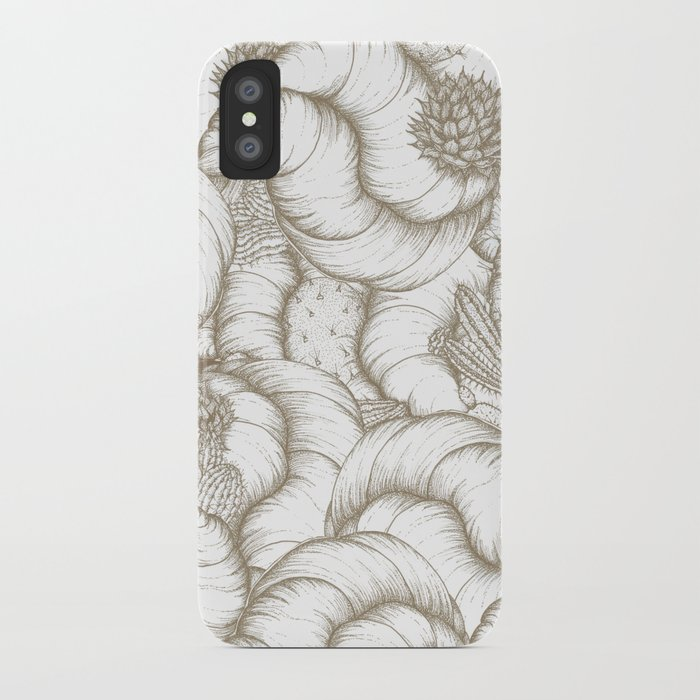 ABSTRACT CATUSES iPhone Case