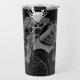 Syyphon Art Print Travel Mug