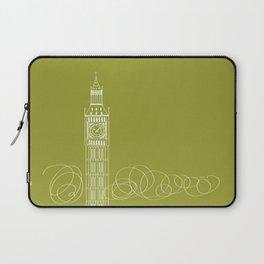 London by Friztin Laptop Sleeve