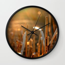 LIGHT Wall Clock
