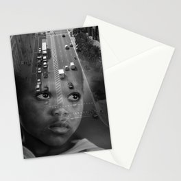 INMIGRANT IN BARCELONA (2017) Stationery Cards