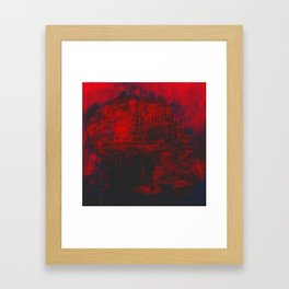 Cave 01 / Passion for You / wonderful world 06-11-16 Framed Art Print