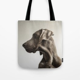 Portrait of Dave (6) Tote Bag