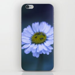 Psychedelic daisy iPhone Skin