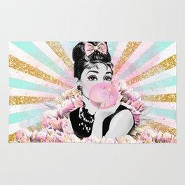 Audrey Hepburn, Pop Princess Rug