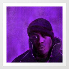 Portraits of Hip Hop Art Print