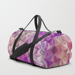 Abstract painting color texture Duffle Bag