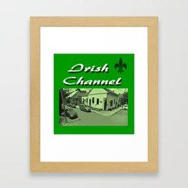 Irish Channel 504 Framed Art Print