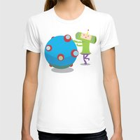 katamari T-shirts featuring Katamari Demacy by Of Lions And Lambs