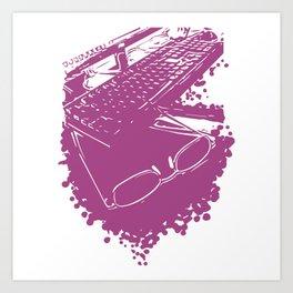 Designer Art Print