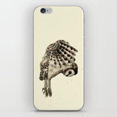 Flying Owl iPhone & iPod Skin
