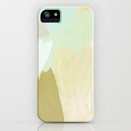 Aqua Islands iPhone Case