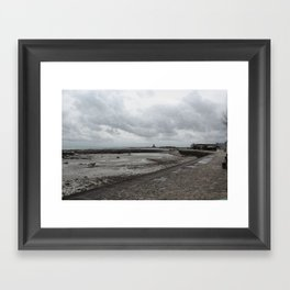 The fort Framed Art Print
