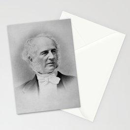 Cornelius Vanderbilt - Railroad and Shipping Magnate Stationery Cards