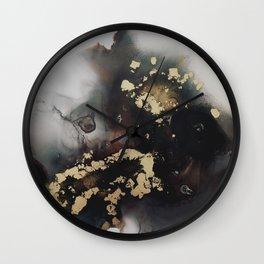 Freeform Wall Clock