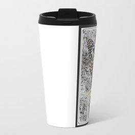 Design is Intelligence Made Visible Travel Mug