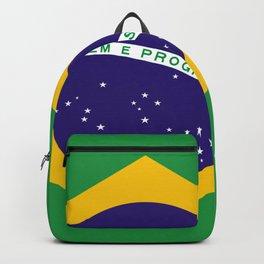 Flag of Brazil Backpack