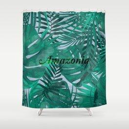 Amazonia   Amazon Shower Curtain
