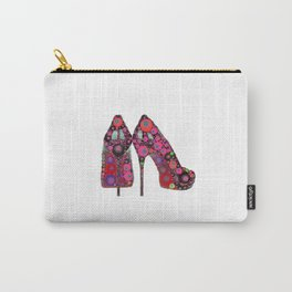 Rock n' Roll Stiletto High-Heels Carry-All Pouch