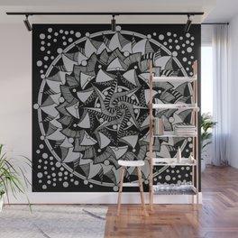 Mandala 008 Wall Mural