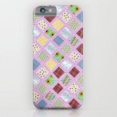 Granny's Blanket iPhone 6s Slim Case