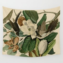 Black-billed Cuckoo Wall Tapestry
