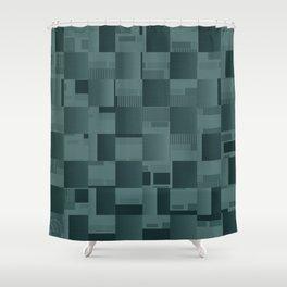 UpscaleNeo 02 Shower Curtain