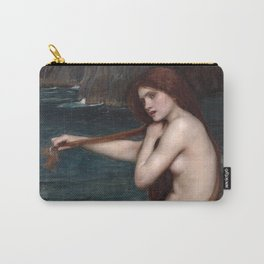 John William Waterhouse, Mermaid, 1900 Carry-All Pouch