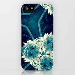 All About Blue iPhone Case