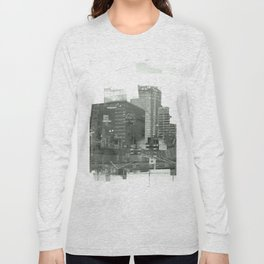 cutting through Long Sleeve T-shirt