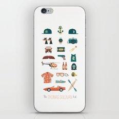 The Thomas Sullivan Kit iPhone Skin