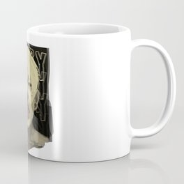 Cut on the Dotted Line Coffee Mug