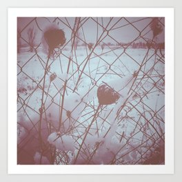vanished Art Print