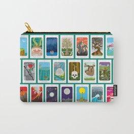 Idiosyncradeck Tarot Carry-All Pouch