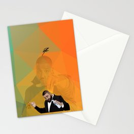 Dj khaled and the keys to success Stationery Cards