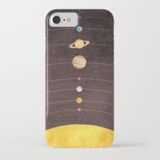 Solar System Slim Case iPhone 7