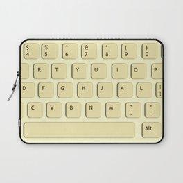 Press Keyboard Laptop Sleeve