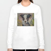 shakespeare Long Sleeve T-shirts featuring Shakespeare by Michael Creese