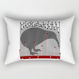 Kiwi in Rapou Rectangular Pillow